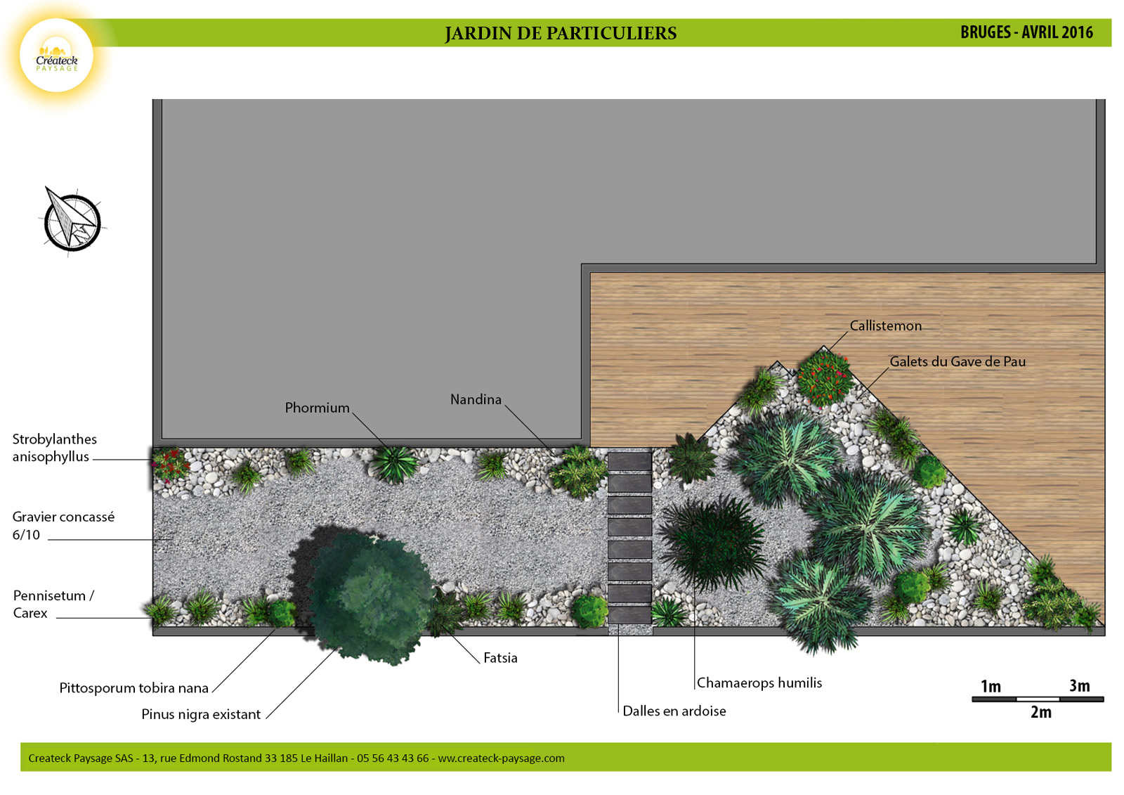 Bureau D Étude Paysage conception de jardins paysagers - entreprise de paysagisme